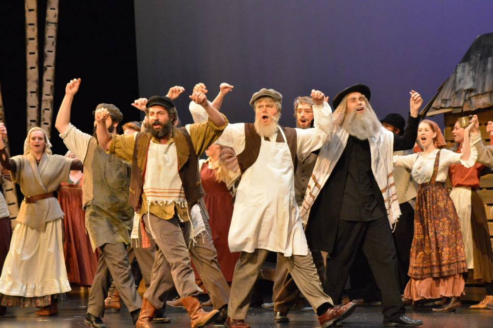fiddler on the roof rochester ny